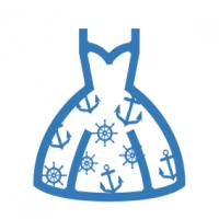 Платья с фатином