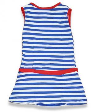 детская платье из Крыма триколор, детская туника тельняшка,  платье тельняшка купить в Крыму, платье тельняшка для девочек, платье тельняшка детское купить, полосатое платье для девочек купить, платье тельняшка детское оптом