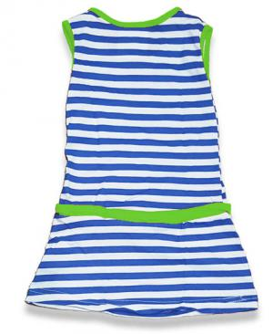 детская платье Крым сердце, детская туника тельняшка,  платье тельняшка купить в Крыму, платье тельняшка для девочек, платье тельняшка детское купить, полосатое платье для девочек купить, платье тельняшка детское оптом