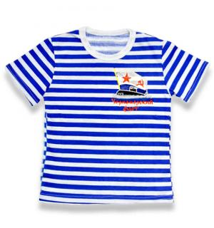 детская футболка тельняшка, футболка тельняшка детская купить, футболка тельняшка детская ВМФ, футболка тельняшка детская оптом, футболка тельняшка детская опт, детская футболка тельняшка купить в Крыму, тельняшка ВМФ Флаг вышивка