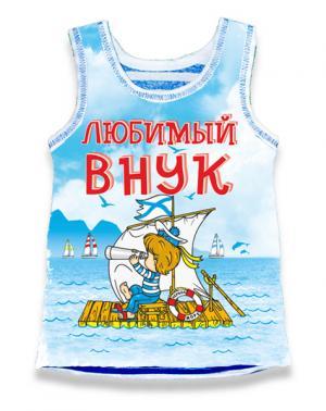 детская майка тельняшка, майка тельняшка детская купить, майка тельняшка детская Любимый Внук, майка тельняшка детская оптом, майка тельняшка детская опт, детская майка тельняшка купить в Крыму, тельняшка Черное море
