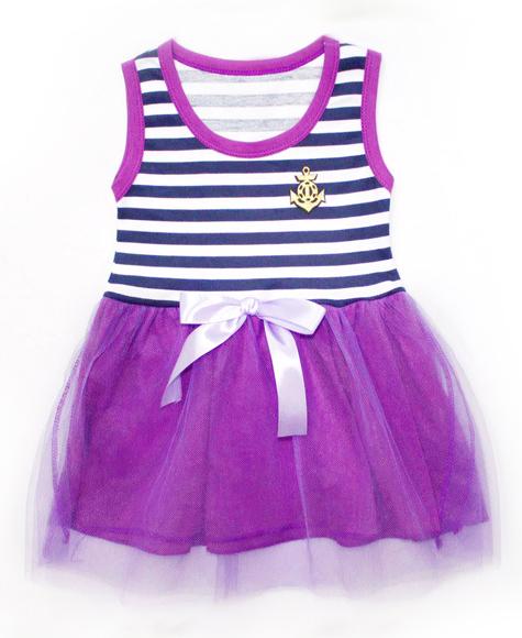 80d283d8025 Платье Фатин морское для девочек на 1-3 года