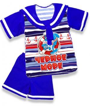 костюм моряк Черное море Дельфины, костюм морячок, костюм морячок купить, костюм морячок для малышей, костюм мальчик купить, костюм моряка для мальчика купить, детские морские костюмчики купить, моряк с гюйсом купить оптом, морячка с гюйсом купить оптом, костюм девочка купить, карнавальный костюм в крыму