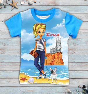 детская тельняшка Крым Туристка Ласточка, детская футболка тельняшка, футболка тельняшка детская купить, футболка тельняшка детская ВДВ, футболка тельняшка детская оптом, футболка тельняшка детская опт, детская футболка тельняшка купить в Крыму