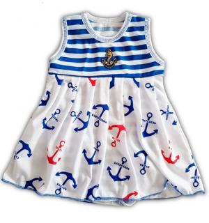 детское боди платье Черное море, детская туника тельняшка,  платье тельняшка купить в Крыму, платье тельняшка для девочек, платье тельняшка детское купить, полосатое платье для девочек купить, платье тельняшка детское оптом